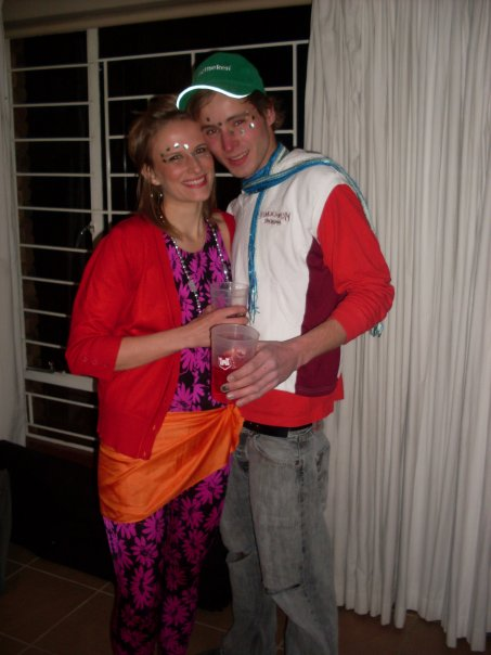 Jason & Chris's Annual Birthday-House Party!
