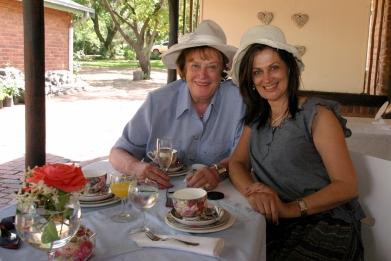 My Ouma Susie and ma