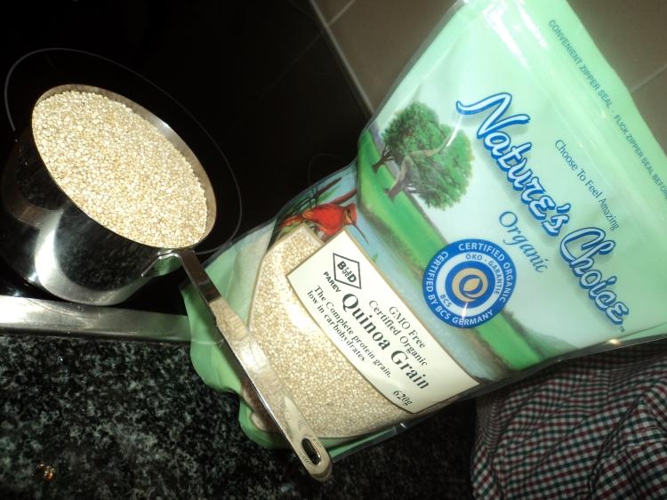 2013 01 03 Quinoa
