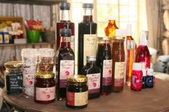 All their rose food products